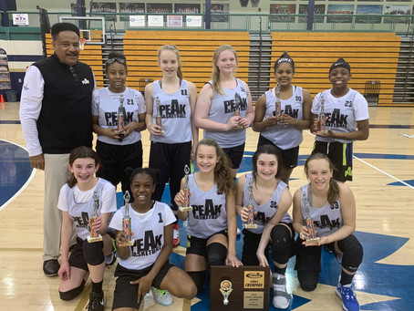 PeAk 8th East Cobb Wins YBOA Season Opener at West Forsyth  High School