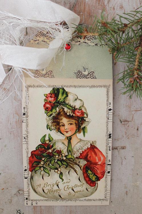 Mrs Christmas Elf