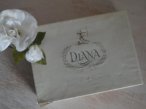 Vintage Diana Box