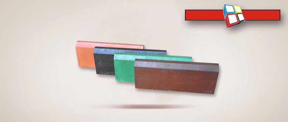 Полимерпесчаный поребрик, песчано-полимерный поребрик
