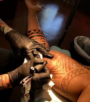 Best Polynesian tattoo California