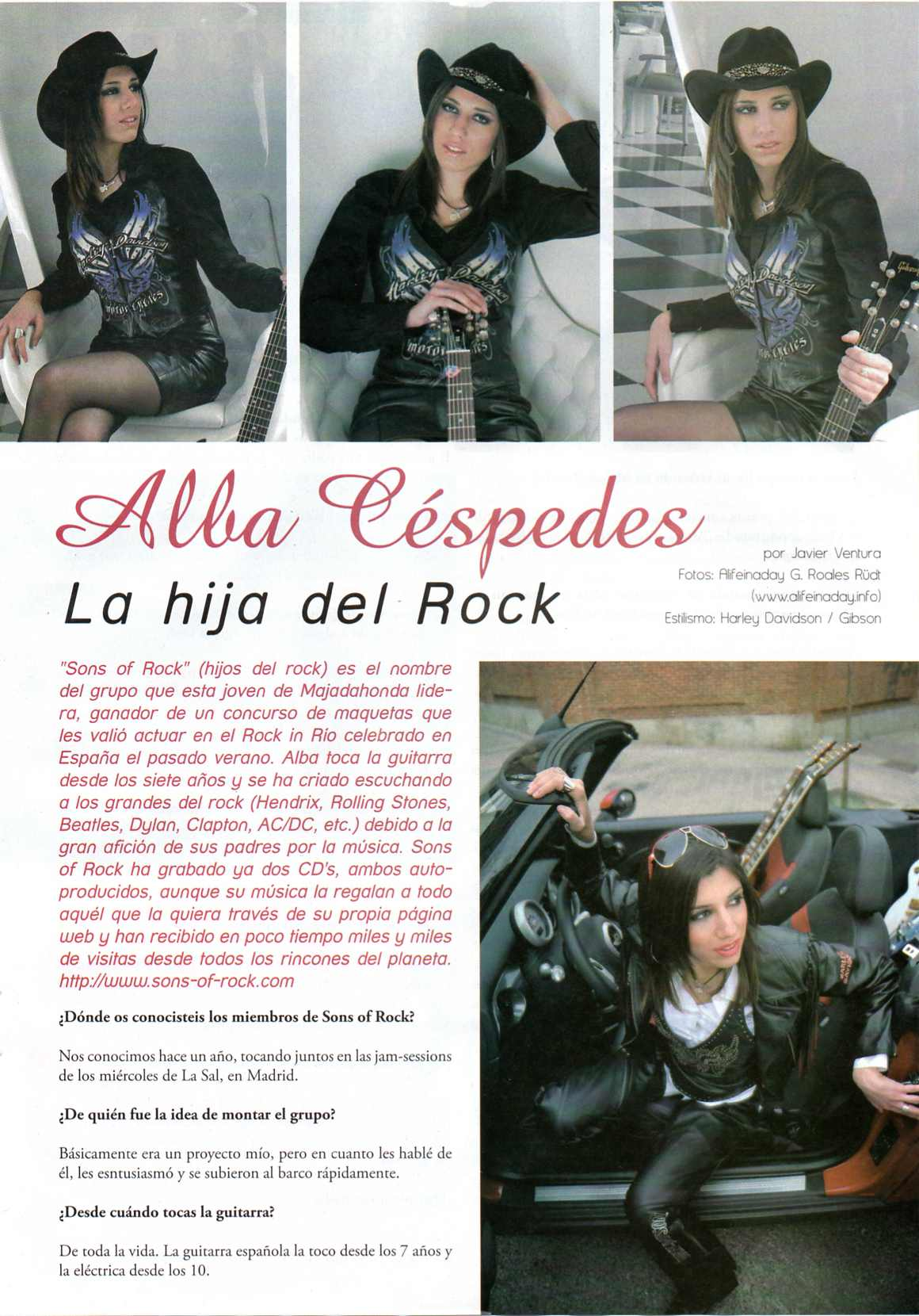 Feature in Majadahonda Te Va
