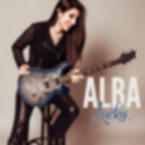 Alba - Lucky cover