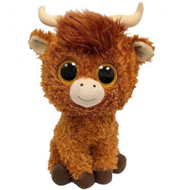 "Angus - Highland Cow - 6"" TY Beanie Boo"