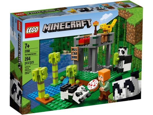 MINECRAFT - The Panda Nursery - 21158