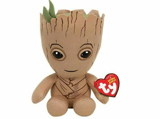 """Groot - Marvel Limited Edition  - TY 6"""""""