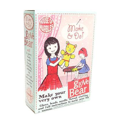 Make Your Own Glove Bear