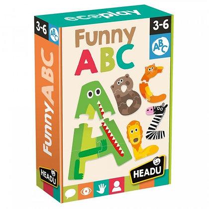 HEADU - EcoPlay Funny ABC