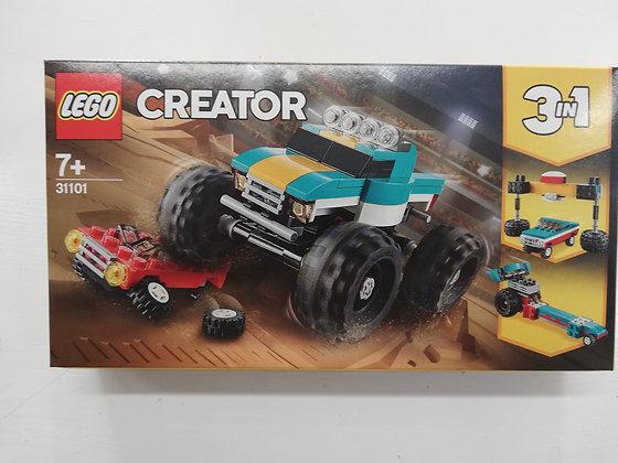 CREATOR - Monster Truck - 31101