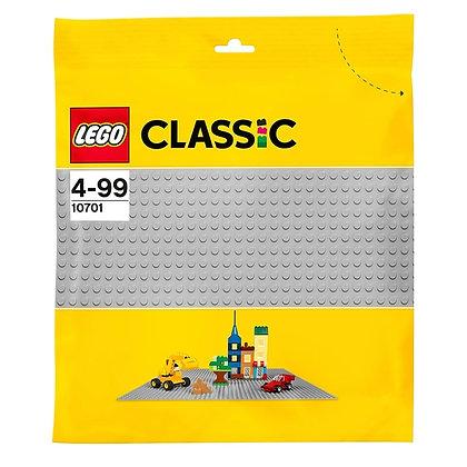 CLASSIC - Grey Baseplate - 10701