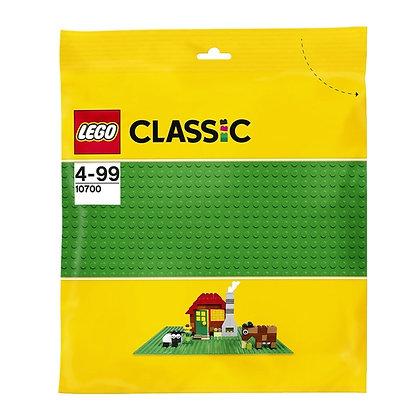 CLASSIC - Green Baseplate - 10700