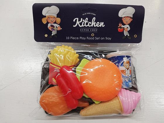 Fast Food Play Food Pack
