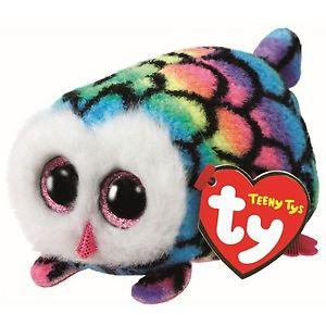 Hootie - Owl - TY Teeny