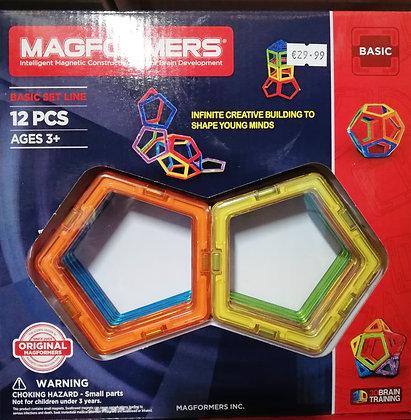 Magformers 12pc Set