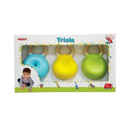 Halilit Triola Gift Set