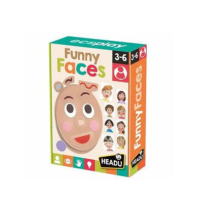 HEADU - EcoPlay Funny Faces