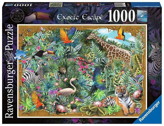 Exotic Escape - 1000pc - Ravensburger 16827