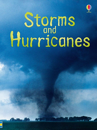 Usborne Beginners - Storms and Hurricanes