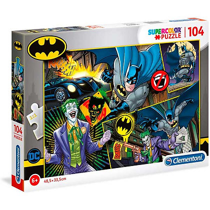Batman 104pc Jigsaw
