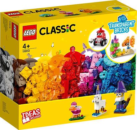 CLASSIC - Transparent Bricks - 11013