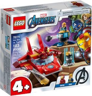 MARVEL - Iron Man vs. Thanos - 76170