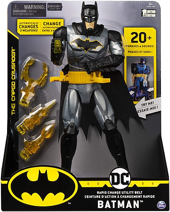 Batman DC Rapid Action Utility Belt Figure