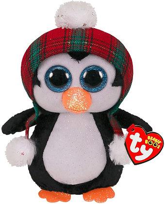 "Cheer - Penguin - 6"" TY Beanie Boo"