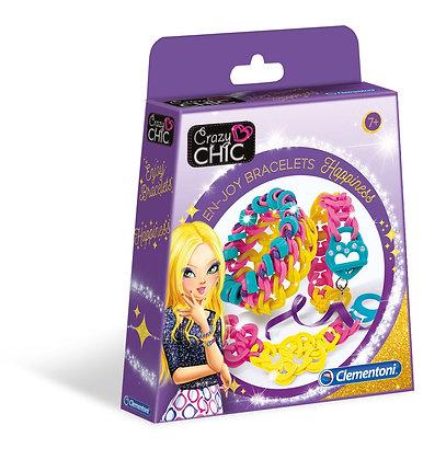 Crazy Chic En-Joy Bracelets Happiness