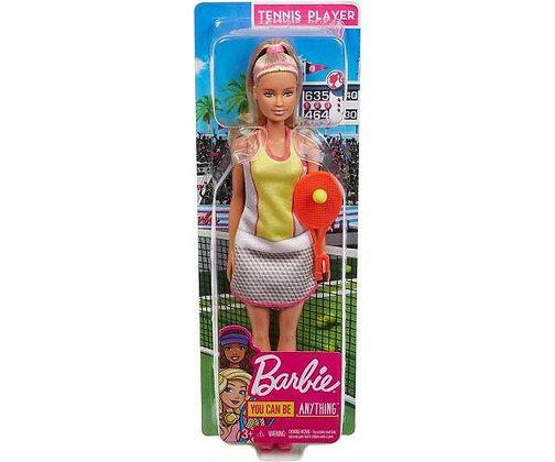 Barbie Career Dolls Tennis Player