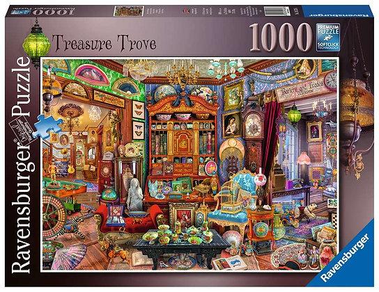 Treasure Trove - 1000pc - Ravensburger 16576