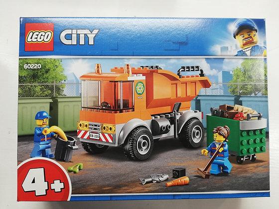CITY - Garbage Truck - 60220