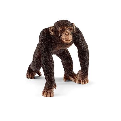 Schleich Chimpanzee, Male - 14817