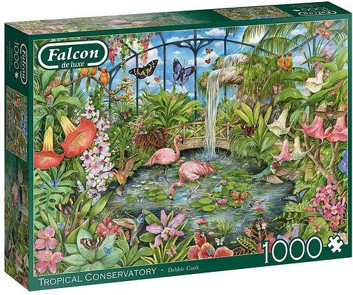 Tropical Conservatory - 1000pc - Falcon