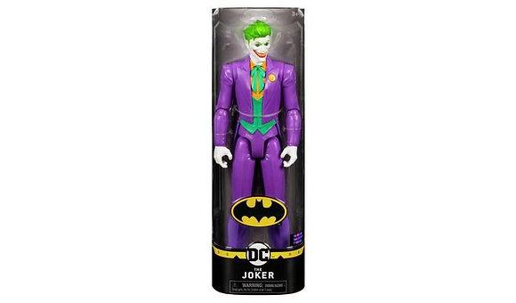 """Batman DC 12"""" Figure - The Joker Purple"""