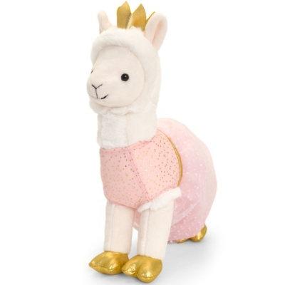 Keel Confetti Llama White