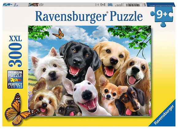 Delighted Dogs - 300pc - Ravensburger 13228