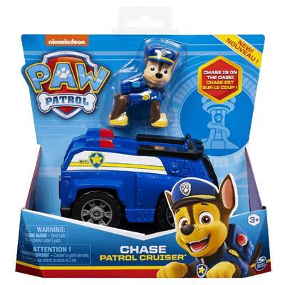 Chase - Patrol Cruiser - Paw Patrol Basic Vehicle
