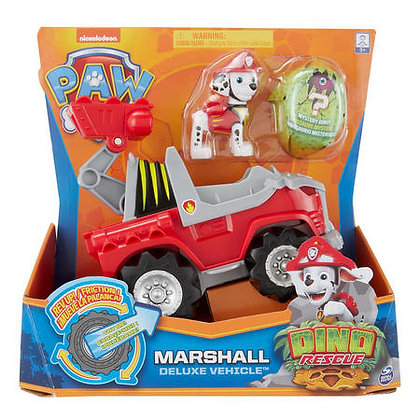 Dino Rescue Deluxe Vehicle - Marshall - Paw Patrol