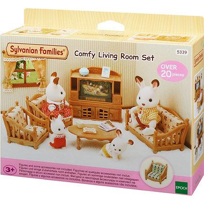 Sylvanian Families - Comfy Living Room Set - 5339
