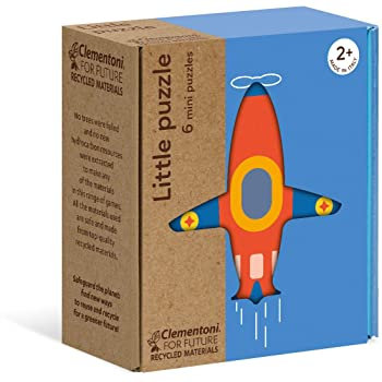 Play For Future - Little Puzzle - Travel 6pk