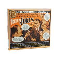Lord Phartwell's Big Box of Jokes