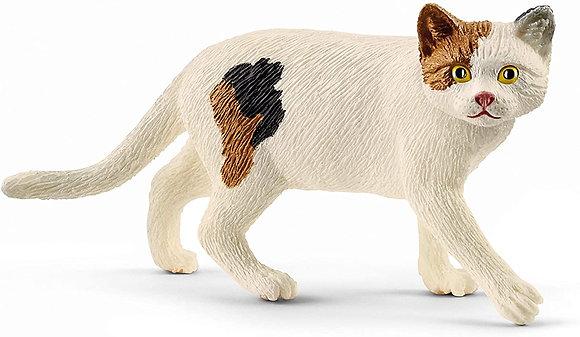 Schleich American Shorthair Cat - 13894