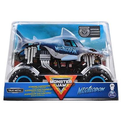 Monster Jam - Megalodon - 1:24 Die-Cast Collector Truck