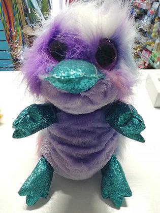 Zappy - Blue Platypus