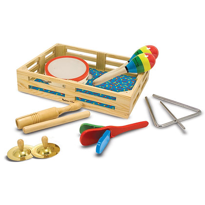 Melissa & Doug - Band in a Box