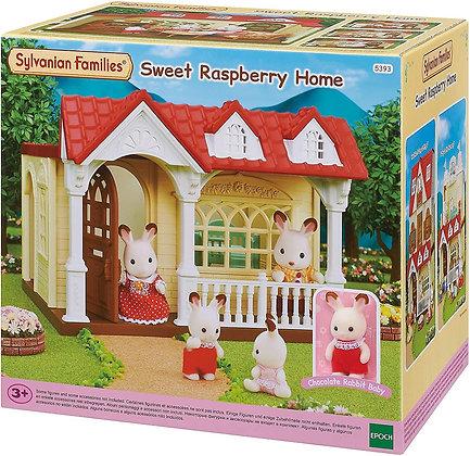 Sylvanian Families - Sweet Raspberry Home - 5393