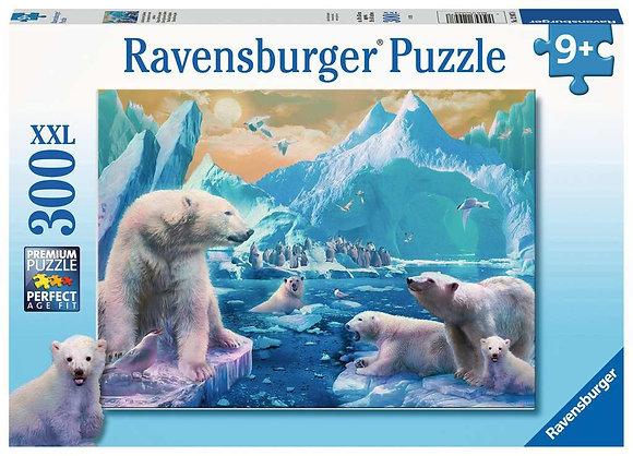 Polar Bear Kingdom - 300pc - Ravensburger 12947