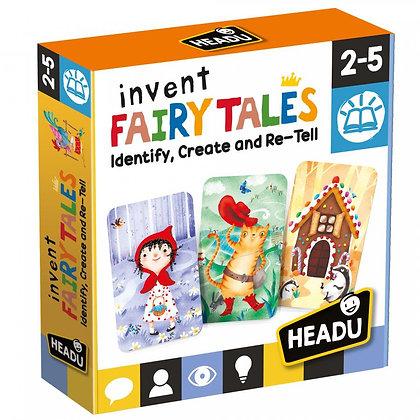 HEADU - Invent Fairy Tales