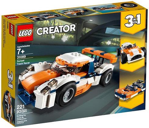 CREATOR - Sunset Track Racer - 31089