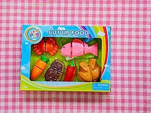 Cut-Up Food Set